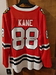 Kane Signed Blackhawks Jersey  (only 200 tickets)